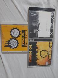 CDs Engenheiros do HAwaii R$10,00 cada