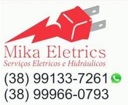 """Instalações eletricas e hidráulicas """"Água"""""""
