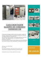 QTA ou QTM - Para Gerador de Energia