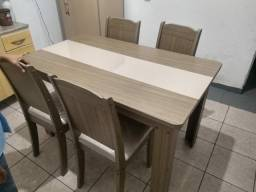 Mesa+Cadeiras NOVAS!