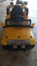 Jeep infantil