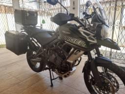 Triumph Tiger 800 2018 nova