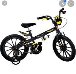 Bicicleta do batmam aro 16 só 650 reais