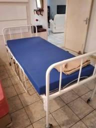 CAMA HOSPITALAR MOTORIZADA (NUNCA USADA)