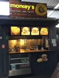 Oportunidade de Negócio: Hamburgueria em vila gastronômica no Centro de Curitiba!!!