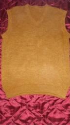 Suéter sem manga Usado - P/M