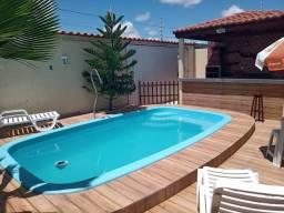 Casas com piscinas em Caldas do Jorro. Aluguel temporada.