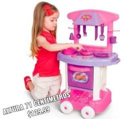 Cozinha infantil promoção chama no zap *