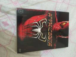 Box original do homem aranha os 3 primeiros filmes