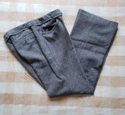 Brechó da Janjan - calças alfaiataria por R$ 15,00 cada