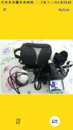 Máquina fotográfica sony(usado)