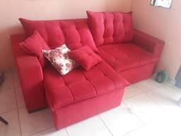 Vende -se um sofá retrátil só um mês de uso