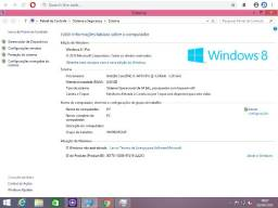 PC Windows 8.1 intel core i5 ssd 480 gb