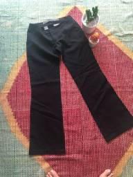 Calça preta colcci