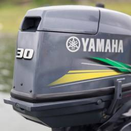 Motor de Popa 30 HP Yamaha zero A ponta entrega