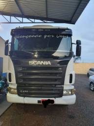Caminhão Scania G470 2008 6x4