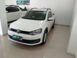 Título do anúncio: Júnior Veículos - Volkswagen Saveiro Rock in Rio 1.6 CD 2015/2016, apenas 58 mil km