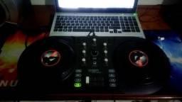 ION Discover DJ Controlador ION para Mac e PC