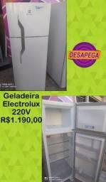 Título do anúncio: Geladeira electrolux