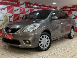 Título do anúncio: Nissan Versa 1.6 SV 2014 FLEX MANUAL