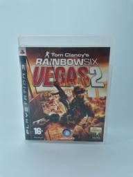 Jogo Ps3 Vegas 2 Rainbowsix