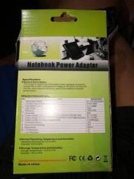 Carregador de notebook