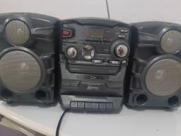 Título do anúncio: Rádio Lenoxx MC-250b