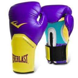 Título do anúncio: Luva de boxe Everlast