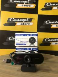 Web Cam 1080P (NOVO)