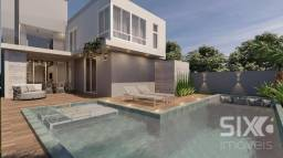 Casa em construção no condomínio Caledônia com 4 dormitórios à venda em Camboriú/SC