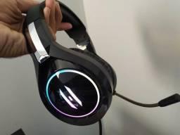 Título do anúncio: Fone de Ouvido Gamer Com Microfone e Led RGB Lehmox GT-F3