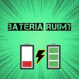 bateria ruim?