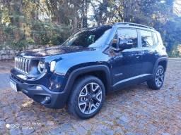 2020 Jeep Renegade Longitude 4x4 2.0 Turbo diesel Sem Detalhes U. Dono = 0km
