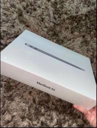 MacBook Air M1 2020 16GB 512GB Silver lacrado!