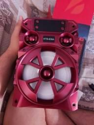 Caixa de Som Amplificada Bluetooth KTS-909A