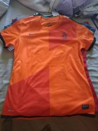 Camisa Feminina Original   Holanda #M