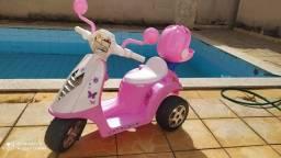 Moto Elétrica Infantil - Motoca Motinha