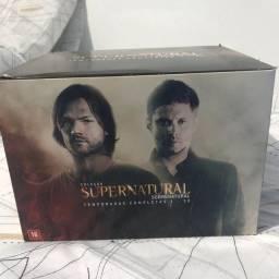 box supernatural temporadas 1-10