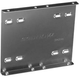 Título do anúncio: [Novo] Adaptador Metálico para SSD 2.5 para 3.5 Kingston