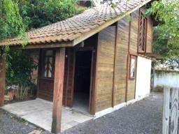 Casa para alugar com 1 dormitórios em Barra da lagoa, Florianópolis cod:77904