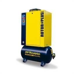 Título do anúncio: Metalplan compressor de parafuso 20 HP
