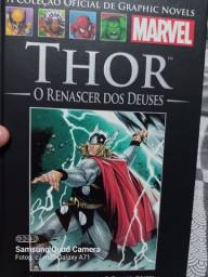 HQ Thor O Renascer dos Deuses Salvat Graphic Novel