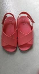 Calçados infantil feminino.