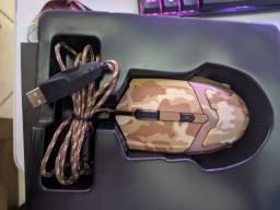 Vendo Mouse Gamer 4800 Dpi 6 botões