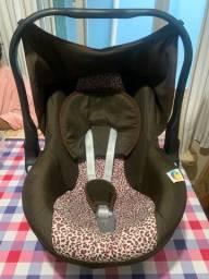 Bebê conforto TUTTI rosa- onça