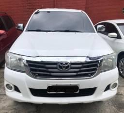 Toyota Hilux CD 2.7 SRV Flex/GNV Automática