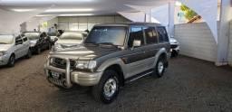 Título do anúncio: GALLOPER 1998/1998 3.0 EXCEEED 4X4 V6 12V GASOLINA 4P MANUAL