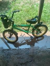 Título do anúncio: Bicicleta de criança até 5 anos