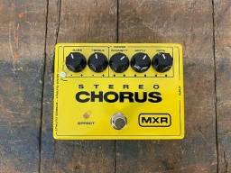 Pedal Mxr Stereo Chorus Dunlop M134 (Com Caixa E Manual)