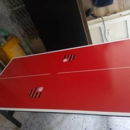 Mesa de ping pong média